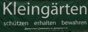 Read more about the article Umgang mit dem Bürgerbegehren | Kleingartensicherung